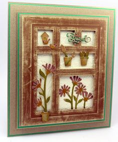 John Next Door: Show Twofer mark Memory Box Cards, Spellbinders Cards, Fathers Day Cards, Flower Cards, Homemade Cards, Shadow Box, I Card, Sue Wilson, Wedding Cards