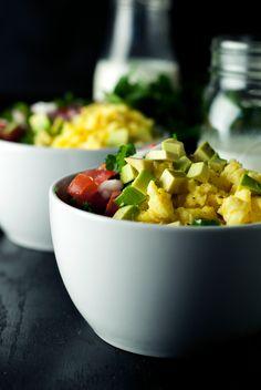 Southwestern Breakfast Bowls   Giveaway