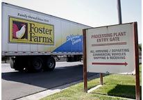 Did you hear about this? 621 people in 29 states and Puerto Rico have been sickened by Salmonella Heidelberg tied to Foster Farms chicken. According to this article the news was released during the late evening on a holiday weekend. How many more people need to get sick before we realize that eating dead animals from factory farms is not safe? Please share