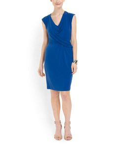 image of Stretch Jersey Dress