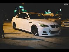 BMW M5 E60 sound compilation - YouTube