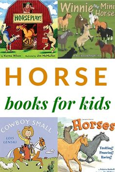 Children's books about horses from toddlers to independent readers. Parenting Books, Gentle Parenting, Peaceful Parenting, Parenting Classes, Parenting Advice, Horse Books, Animal Books, Best Books List, Good Books
