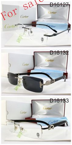 2fbb963f749 Discount Cheap Cartier Sunglasses outlet Designer online shop Cartier  Eyeglasses