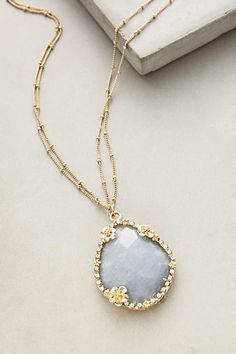 Agate Vine Necklace - anthropologie.com Κοσμήματα 1fdd2cfff16