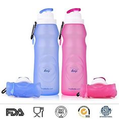 Get the must have travel gadgets you need to level up your travel game. 26 of the most interesting, useful and creative travel gadgets you've got to have Collapsible Water Bottle, Reusable Water Bottles, Dishwasher Racks, Power Bars, Best Water Bottle, Cruise Travel, Cruise Vacation, Vacations, Cruise Packing