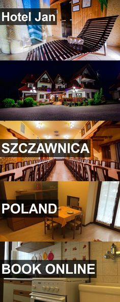 Hotel Jan in Szczawnica, Poland. For more information, photos, reviews and best prices please follow the link. #Poland #Szczawnica #travel #vacation #hotel
