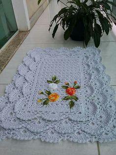 Kate's Crochet World Crochet Braids, Crochet Scarves, Crochet Doilies, Crochet Yarn, Owl Crochet Patterns, Doily Patterns, Crochet Shell Stitch, Single Crochet Stitch, Rainbow Crochet