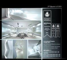 Mission Interiors - Awards 2011