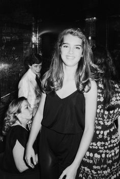 In Photos: Brooke Shields' Iconic Style  - HarpersBAZAAR.com