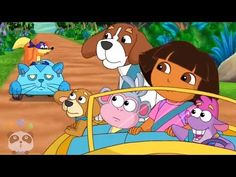 Dora and Friends the Explorer Animation Games Play Episode Adventure Kids Cartoon English Video ===================================================== OFFICIA. Dora The Explorer, A Cartoon, New Series, Family Guy, Journey, Cheese, Game, Youtube, Fictional Characters
