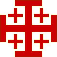 Vairation of next tattoo.  A Jerusalem (crusader) cross.