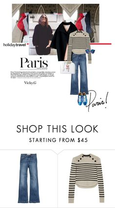 """""""Set # 660 / Travel in Style, Holiday Edition / Paris"""" by vassiliki-g ❤ liked on Polyvore featuring H&M, Isabel Marant, Christian Dior, contestentry and travelinstyle"""