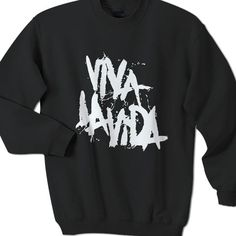 Coldplay Viva la Vida Sweater   * Currently uses AlStyle, TearAwayª and Gildan brand of t-shirts for our order fulfillment. We use styles AlStyle 1301, 1302, 1309, 1901, 3381, 5301, Gildan 5000L, Fruit of the Loom, and others. * Available Size : S, M, L. XL, 2XL, 3XL *Available Colors : Black and White #Sweater #clothing #apparel #TeeMommy #TeeMommyApparel #artcase #artcaseApparel #coldplay #coldplayApparel