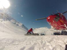 Photo: www.ScottMartin.org Location: Mike Wiegele Heliskiing #Heliskiing #heliboarding #skiing #snowboarding www.HeliskiingCanada.org