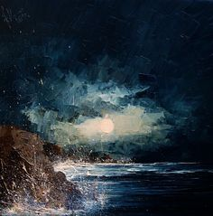 JUSTYNA KOPANIA - Seascape Series
