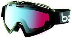 e6557a9e59 Bolle X9 Snow Goggles (Modulator Vermillon Blue Lens/Shiny Black Frame) >>
