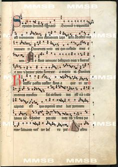 Antiphon manuscript dating