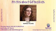 Myths about Gifted Kids Social Meaning, Twice Exceptional, Higher Achievement, Gifted Education, Gifted Kids, Education System, Student Gifts