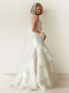 David's Bridal Melissa Sweet