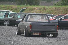 VW Caddy - Stance