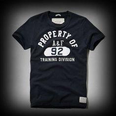 Abercrombie&Fitch メンズ Tシャツ アバクロ Moody Pond Tee Tシャツ ★アメカジ代表的なブランドAbercrombie&Fitch。アバクロ 銀座店で販売されていない海外限定アイテム!   ★ヴィンテージウォッシュがコーディネイトしやすくて個性的な古着っぽさな味がでてお洒落。