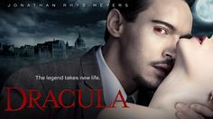 "Poster: Jonathan Rhys Meyers (Prince Vlad III Dracula of Wallachia/Vlad the Impaler) in ""Dracula"" (TV Series Dracula 2013, Bram Stoker's Dracula, Count Dracula, Facebook Cover Photos Creative, Dracula Tv Series, Dracula Jonathan Rhys Meyers, Shadow Creatures, Tv Series 2013, Vlad The Impaler"
