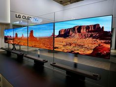 2017 LG OLED TVs Are Getting Dolby TrueHD Lossless Sound - LG has announced that its 2017 LG Oled TVs will soon be getting Dolby TrueHD lossless sound. The company plans to add the feature to all of their 2017 OLED TV range with a software … 4k Television, Lg Oled, New Tv Series, Blu Ray Movies, Google News, Tech News, Apple Tv, All Over The World, Mount Rushmore