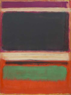 Rothko is my favorite artist other than Gretchen dow simpson and IRODORCO IS MY FAVORITE PINNER:)