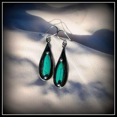 Turquoise earring / SOLD /