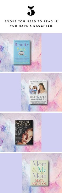 Here are 5 books to rely on to make sure you're raising your daughter to be a confident, smart, kind and fearless woman.