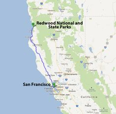 national and state park map - Google Search