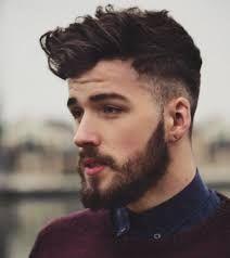 Afbeeldingsresultaat voor baard kapsel combinatie