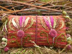 ¡Los colores tierra! Crochet Home, Knit Crochet, Cushions, Pillows, Handmade Home, Reusable Tote Bags, Knitting, Pattern, Crafts