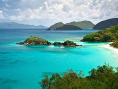 Snorkeling between Salomon Bay beach and Honeymoon Beach has long been a favorite because of the abu... - Getty
