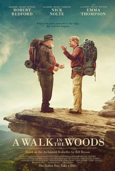 Win a paperback copy of Bill Bryson's 'A Walk in the Woods'! #winit #giveaway #bookbloggers