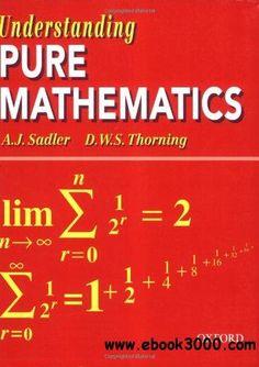 Hixamstudies: Understanding Pure Mathematics (A2 + AS)