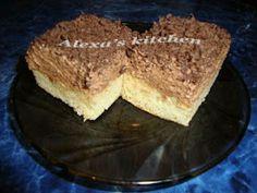 Prajitura cu ness, poza 1 Cream Cake, Tiramisu, Deserts, Ethnic Recipes, Cami, Romanian Recipes, Custard Cake, Cream Pie, Postres