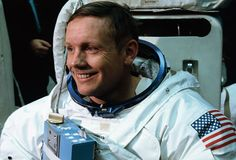 Neil Armstrong Training for Apollo 11 #space #astronaut