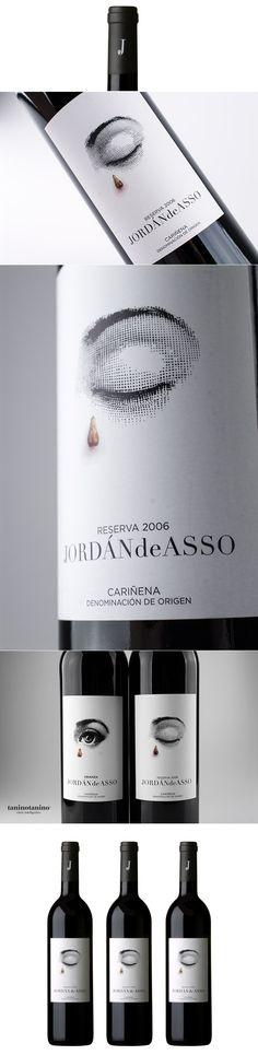 JORDAN DE ASSO resreva 2006 - TANINOTANINO VINOS INTELIGENTES Photo by #winebrandingdesign