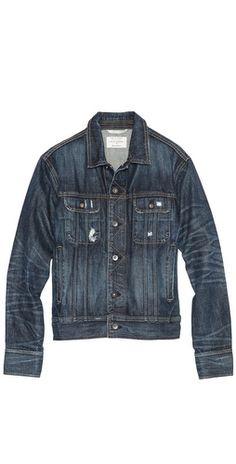 Rag & Bone Sheffield Denim Jacket