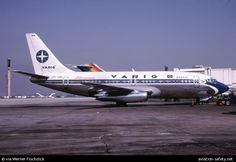 Photo of Boeing 737-241 PP-VMK - Aviation Safety Network
