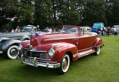 1947 Hudson Commodore Eight