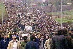 Bobby Sands Funeral May 7, 1981