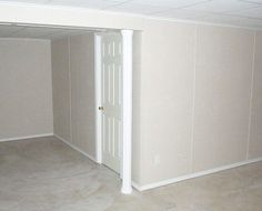 Basement Wall Panel System | Basement Wall Finishing