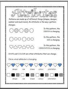 patterning worksheets m l math patterns worksheets teaching kindergarten. Black Bedroom Furniture Sets. Home Design Ideas