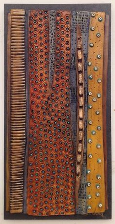 vicky grant polymer clay | http://bluespiral1.com/ - VICKI GRANT - Artwork-Detail