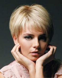 Lots of cute styles when trying to grow out your pixie cut! Description from pinterest.com. I searched for this on bing.com/images