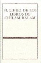 El libro de los libros De Chilam Balan - VVAA (Fondo de Cultura Económica)