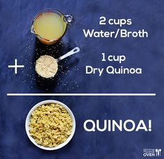 How To Cook Quinoa | gimmesomeoven.com