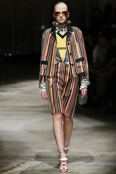 Prada Spring 2016. See the entire collection on Vogue.com